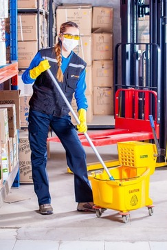 Nashua House Cleaning Service Janitor
